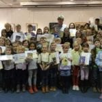 Over 200 Moray children complete 'Made in Scotland' reading challenge