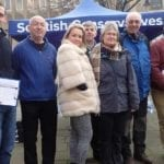 Councillors on the streets to canvas support for better Moray deal