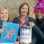 Snow White meets Grease in fun show to boost village hall