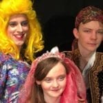 A year in the planning for three Arabian Nights in Hopeman