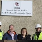 Work gets under way on new state-of-the-art Buckie nursery