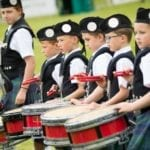 Call for young Moray pipers and drummers to take part in Video