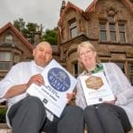 Moray restaurant owners get 'just deserts'