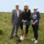 Moray Sports Centre construction started