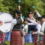 Final outing for Piping at Forres