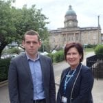 Moray MP says more should be done to protect local health services