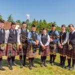 Pipe major brings Australian band home to pipe