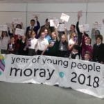 Young people give hope for the future