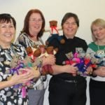 'Trauma teddies' bring comfort and help break down communication barriers