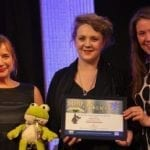 National regeneration award for local art group