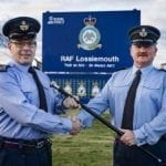 RAF Lossiemouth appoints new Station Warrant Officer