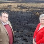 Moray reflects on causes and impacts of wildfires